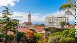 The University of California at Berkeley.