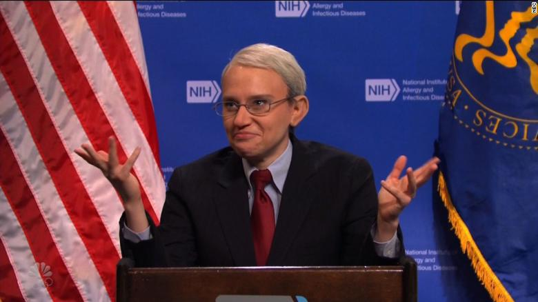 'SNL' tackles mask questions for vaccinated people in ridiculous scenes
