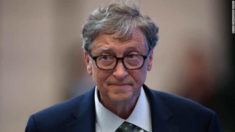 Bill Gates faces conduct accusations while navigating divorce