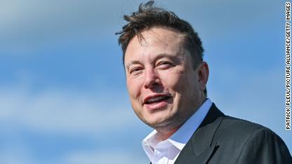 Elon Musk 2020 FILE