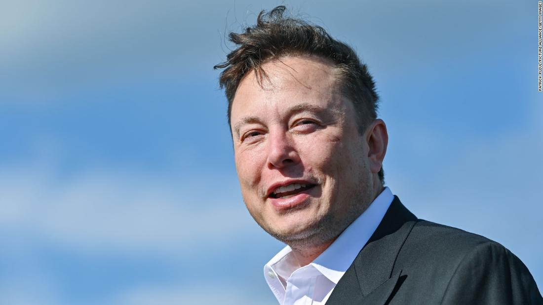 Bitcoin drops after Elon Musk fuels speculation that Tesla could dump its holdings - CNN