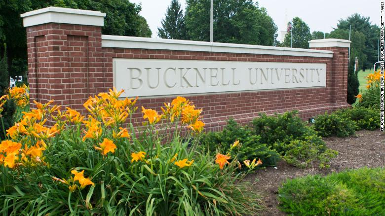 Bucknell University condemns 'horrific incident' against LGBTQ student community and orders investigation