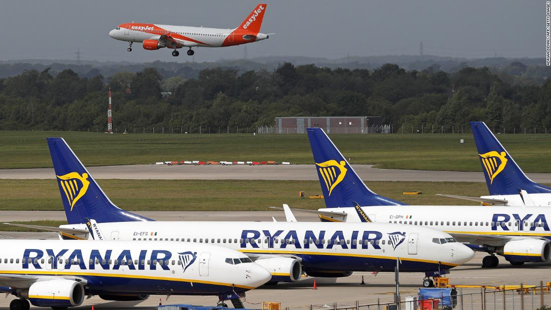Airline industry execs talk up hopes for Europe's summer