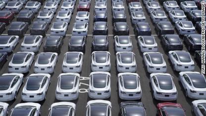 Tesla vehicles 0510 RESTRICTED