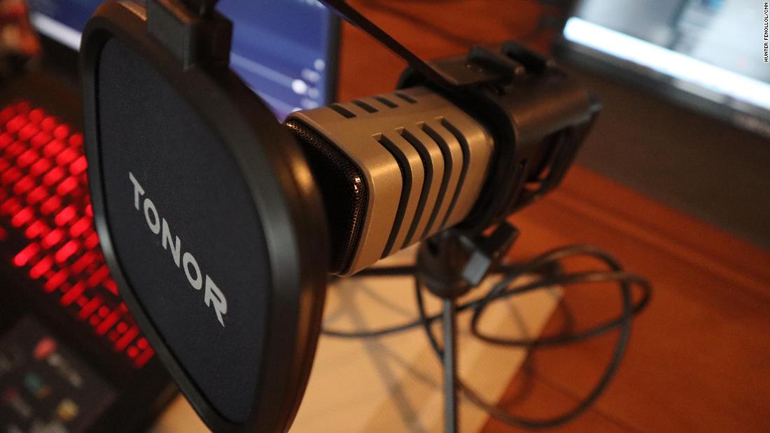This  microphone has been a huge boon for working and creating from home | CNN Underscored