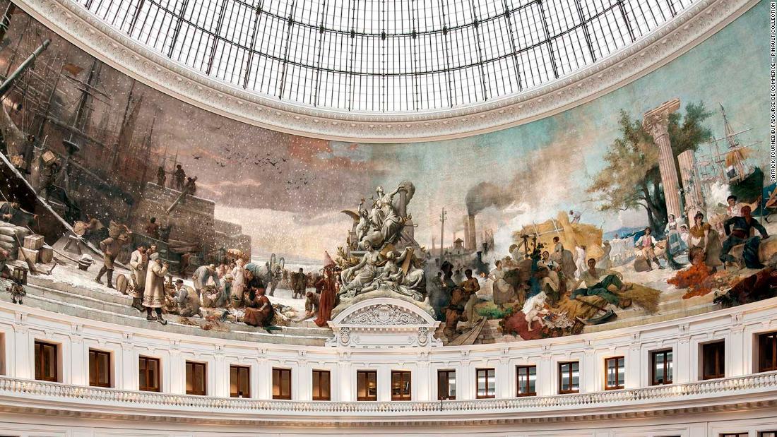 Inside Paris' new $195 million art museum