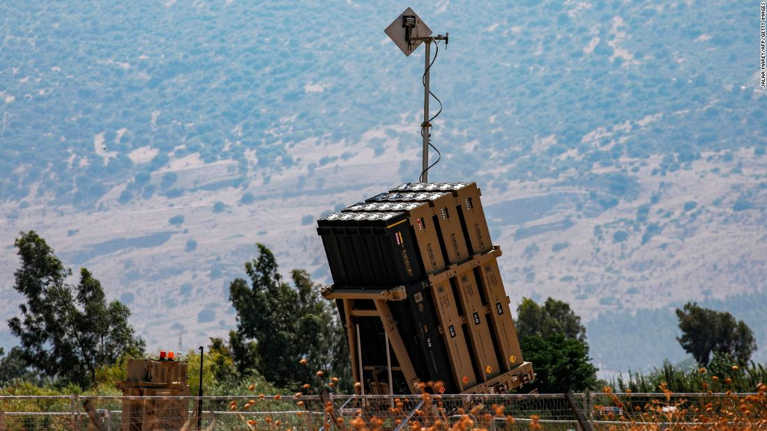 Israel's Iron Dome doesn't chase every rocket it sees