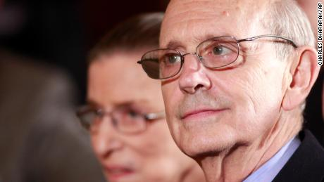 RBG's death casts a shadow over Breyer's upcoming decision as court takes a right turn