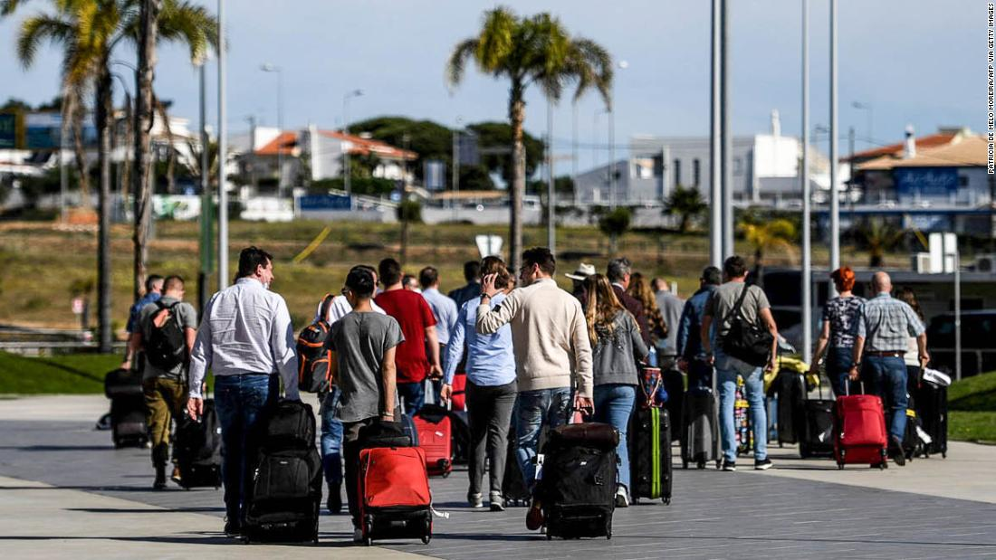 What are the UK travel rules from May 17?