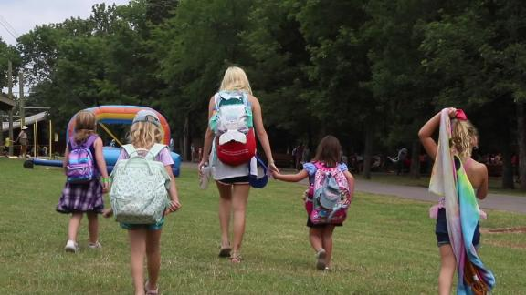 Image for Summer camps look forward to welcoming back children, with new protections