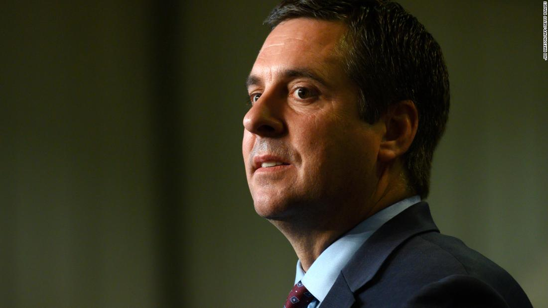 Justice Department sought to unmask Devin Nunes parody Twitter account this year, court records show