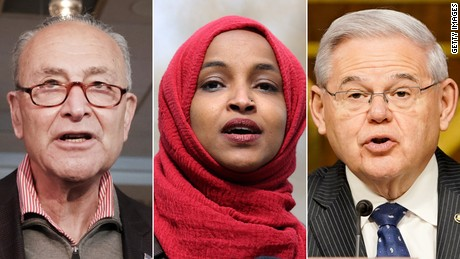 Rift grows within Democratic Party over Israeli-Palestinian conflict as violence intensifies