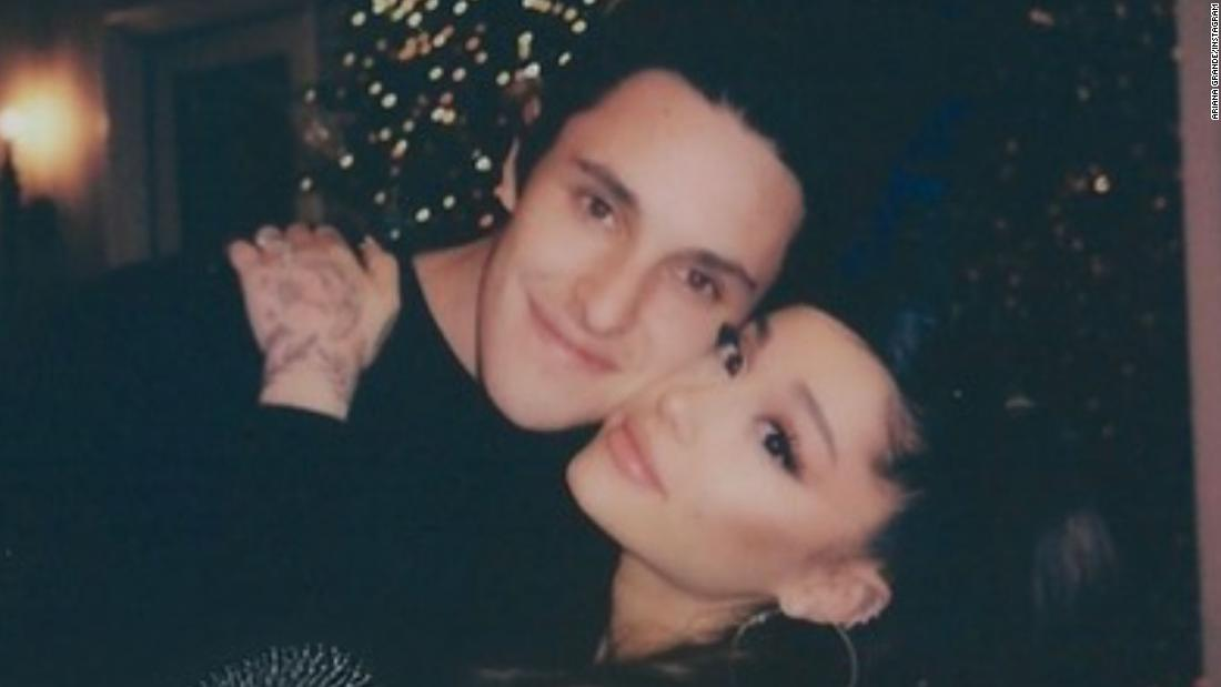 Ariana Grande and Dalton Gomez are officially married