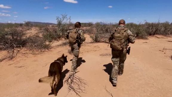 Arizona Border Patrol Sciutto 1