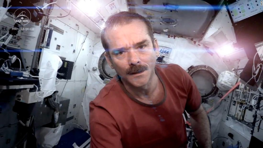 Ex-astronaut shares tips on how to readjust after months of isolation