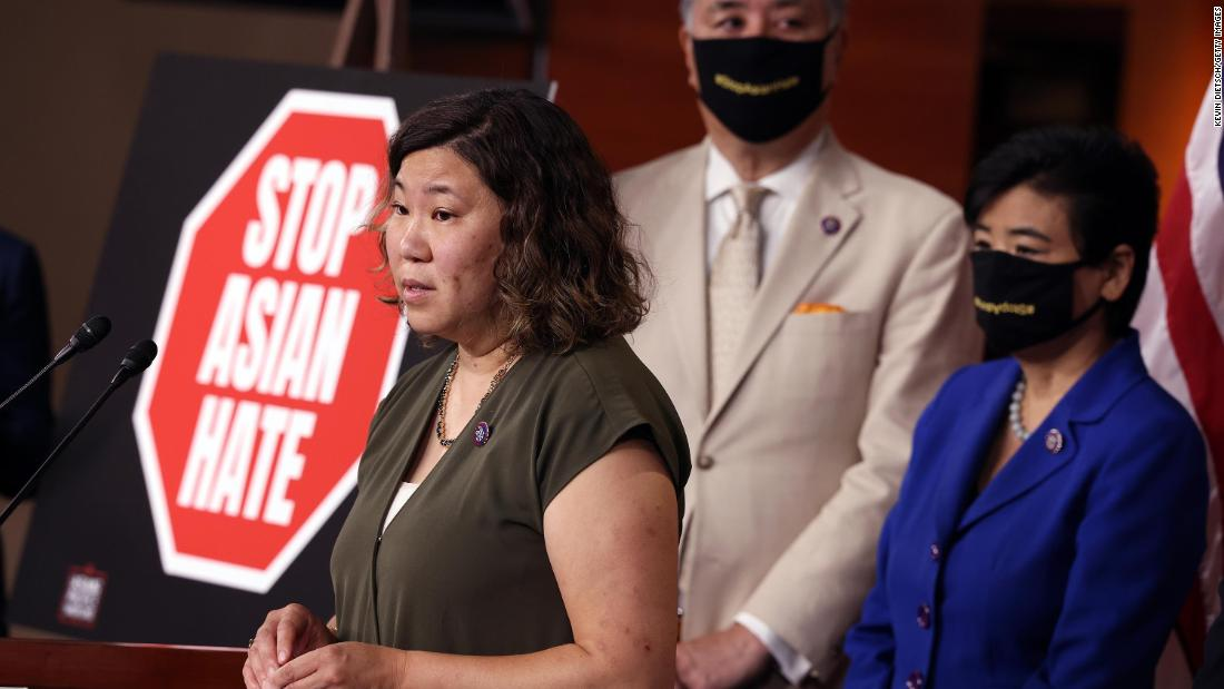 www.cnn.com: House passes bill to counter rise in anti-Asian hate crimes