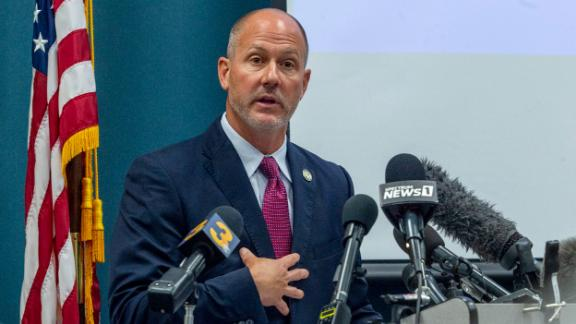 Pasquotank County District Attorney Andrew Womble announced Tuesday he will not charge deputies in the April 21 fatal shooting of Andrew Brown Jr.