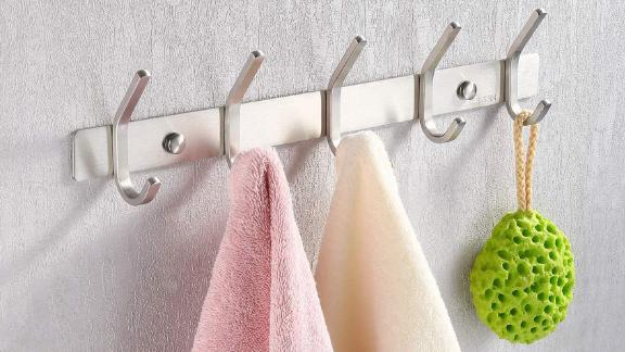 KES Wall-Mount Towel Rack
