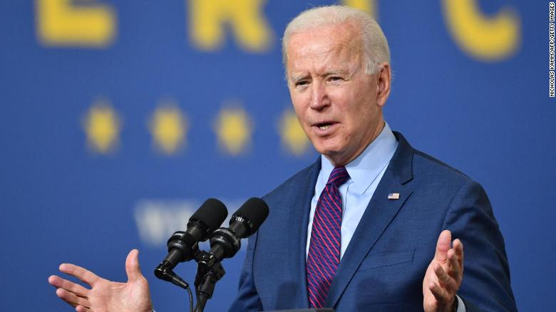 Biden administration decides not to sanction company building controversial Russian gas pipeline