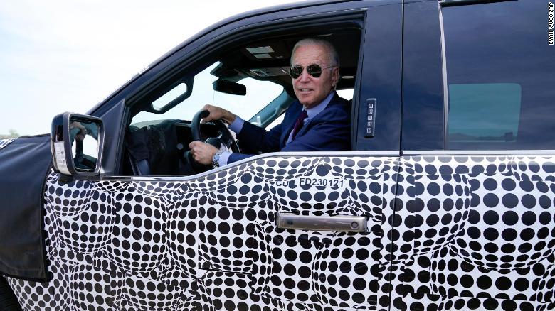 Remember Biden's radical, sweeping, transformative agenda? Well it's pretty much stuck