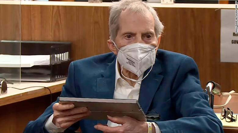 Trial of Robert Durst, subject of the crime documentary 'The Jinx,' restarts after pause for coronavirus