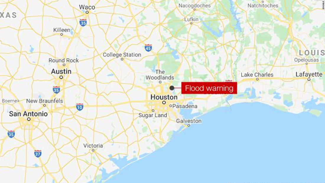 Millions in Texas are under flash flood warnings due to torrential rain – CNN