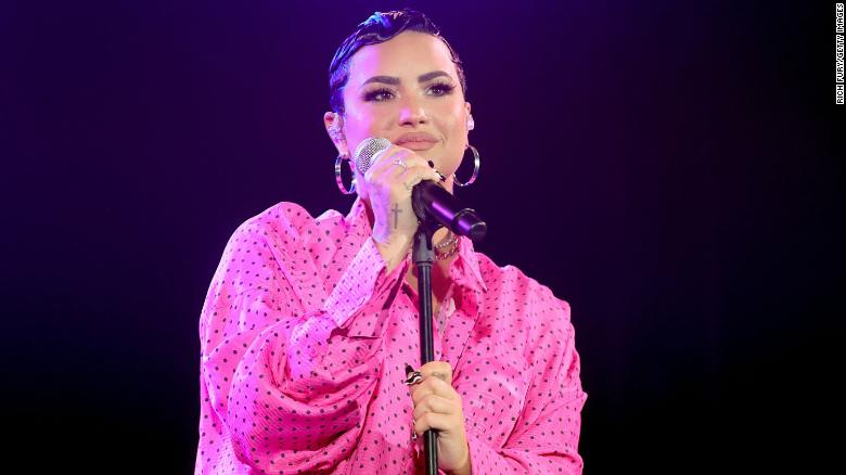 Demi Lovato says they are nonbinary and changing their pronouns