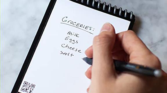 Rocketbook Mini Smart Reusable Notebook