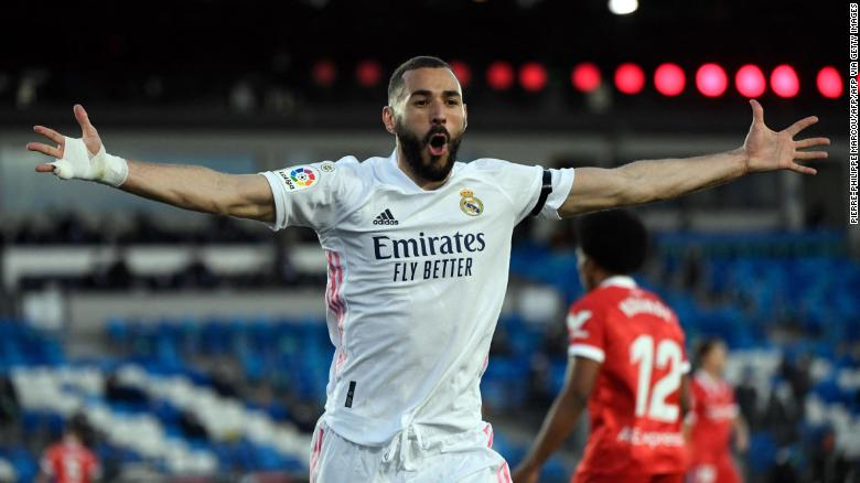Karim Benzema recalled to French national team for Euro 2020 despite upcoming trial
