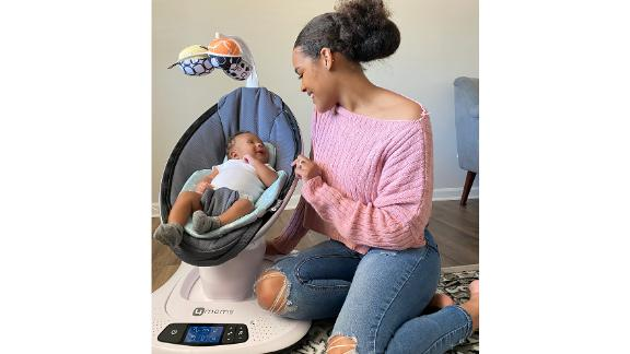 4Moms Mamaroo 4 Infant Seat