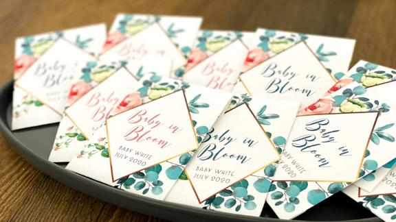 PlainJane2424 Baby Shower Seed Packets