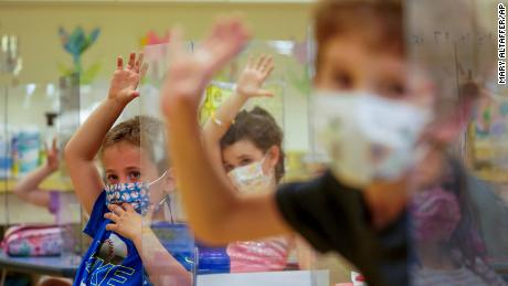 What the new CDC mask guidance means for kids under 12