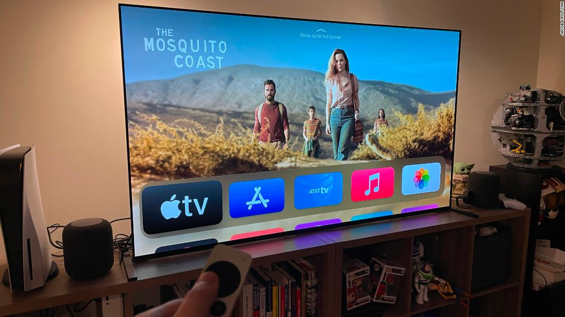 The new Apple TV 4K isn't a must-buy — but the Siri Remote is