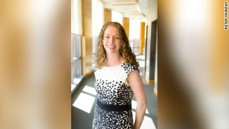 Katy Milkman, a professor at the University of Pennsylvania's Wharton School of Business, is also the co-director of the Behavior Change for Good Initiative.