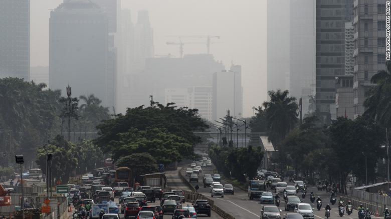 Fed up with toxic air, Jakarta residents are holding their breath for a court ruling
