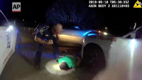 Video released by the Associated Press shows Louisiana State Patrol officers beating Ronald Greene on May 10, 2019.
