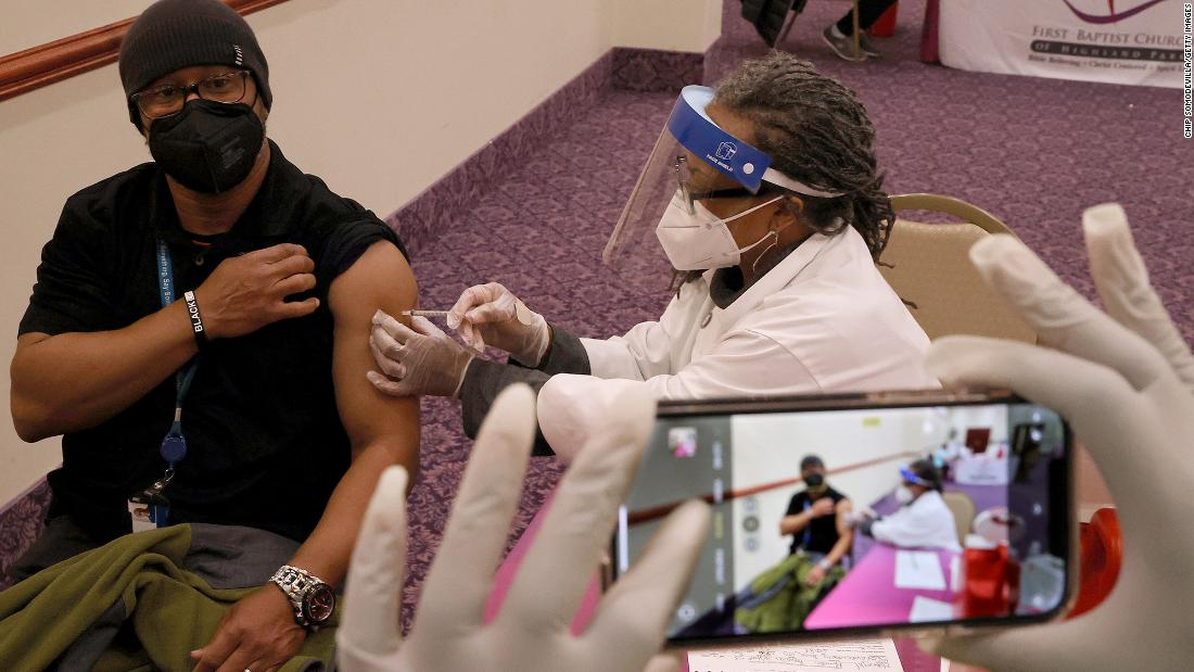 Getting more Americans vaccinated is going to be a lot of work, expert says. But it's critical in our battle against Covid-19.