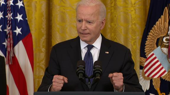 Image for Biden signs bill aimed at addressing rise in anti-Asian hate crimes
