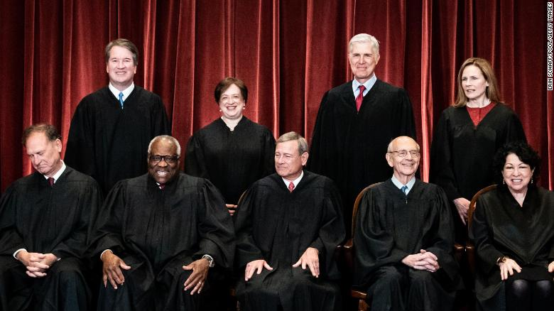 Supreme Court enters a new era of personal accusation and finger-pointing