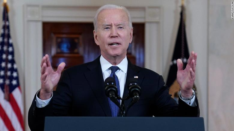Biden's 'quiet' answer to a foreign policy test