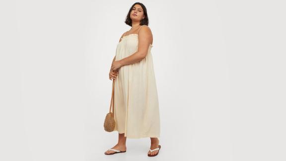 H&M+ Sleeveless Dress