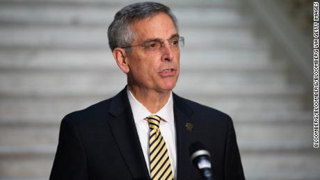Kemp booed and Raffensperger censured at Georgia GOP convention