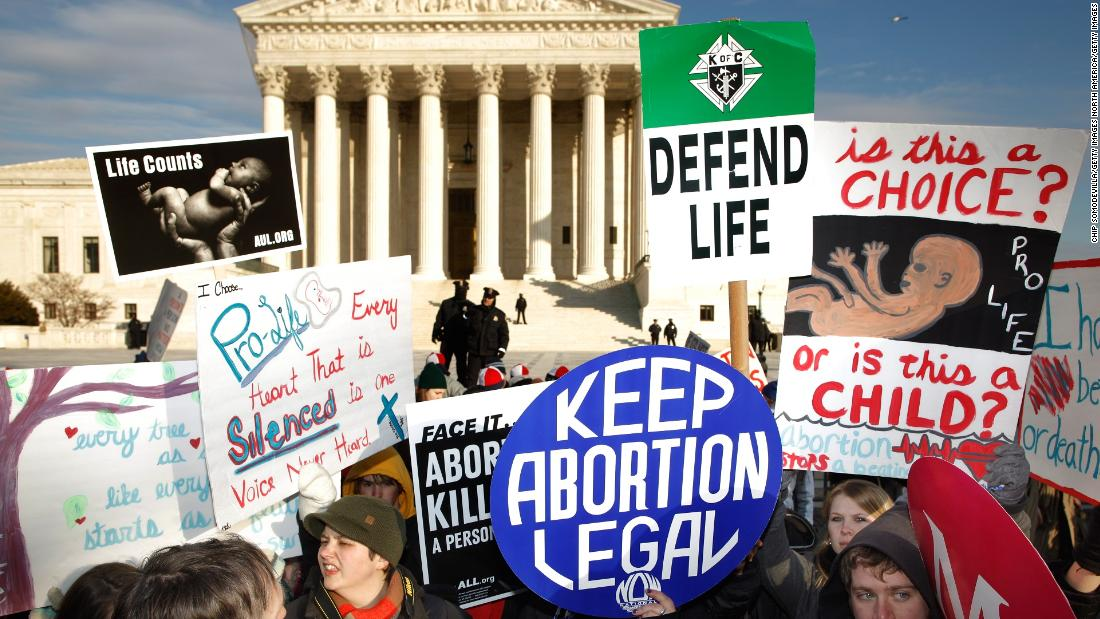 Poorest Americans could see biggest impact of reversing Roe v. Wade