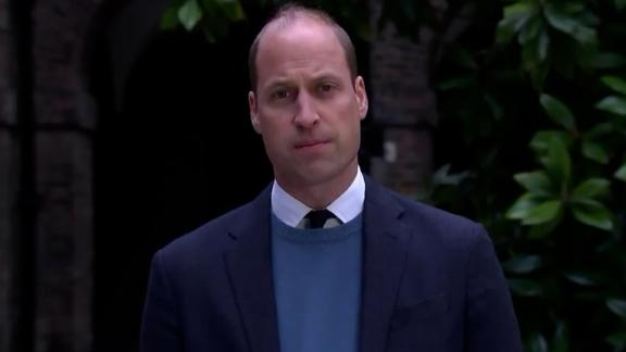 Prince William BBC response