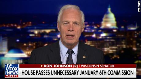 Fact-checking Sen. Ron Johnson's continued efforts to mislead on Covid-19 and January 6 insurrection