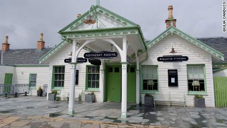 The Rothesay Rooms in Ballater, Scotland