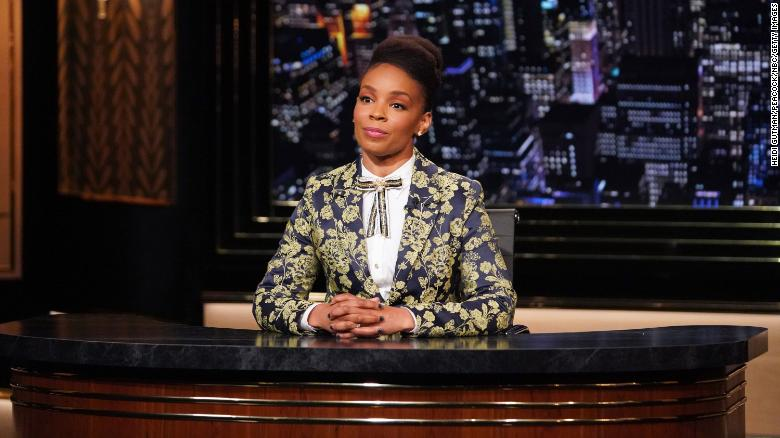 Amber Ruffin: I didn't think there was a space for me in late-night