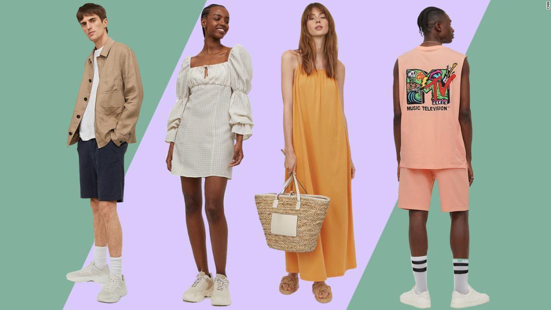 30 summer fashion trends from H&M | CNN Underscored