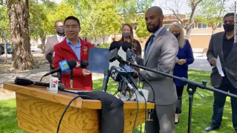 A California city apologizes to early Chinese immigrants for its xenophobic past