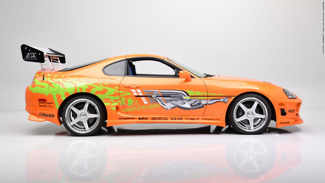 210522144653 01 fast and furious paul walker supra auction super tease
